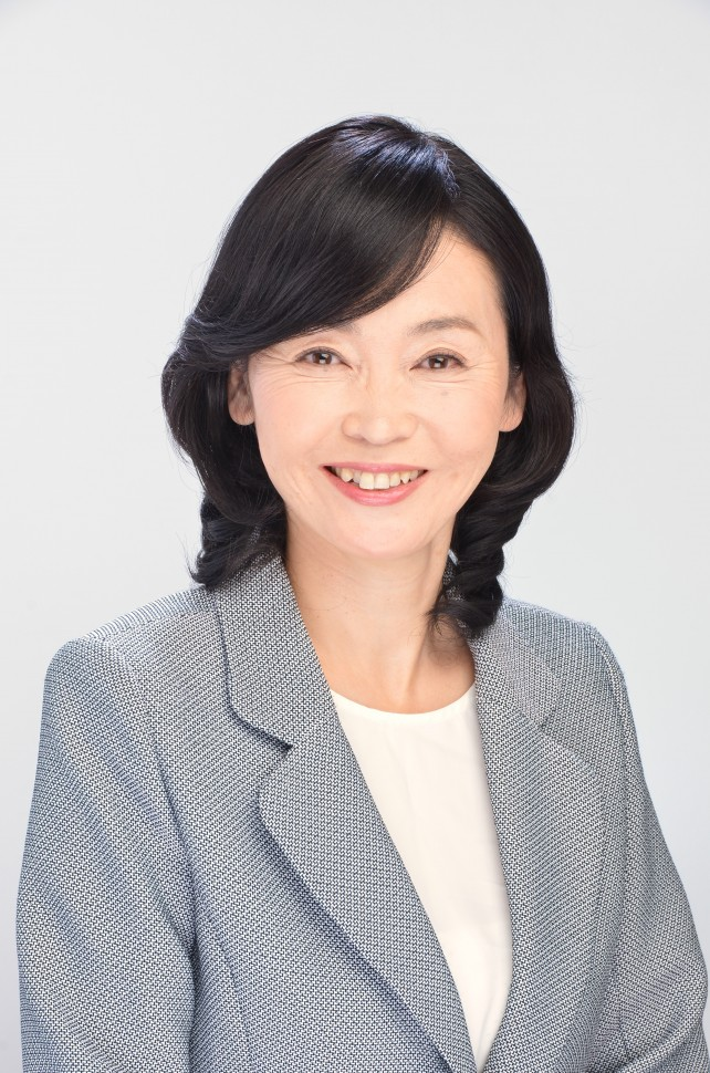 小田川あつ子の写真